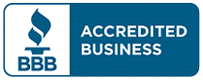 Better Business Bureau accredit business logo